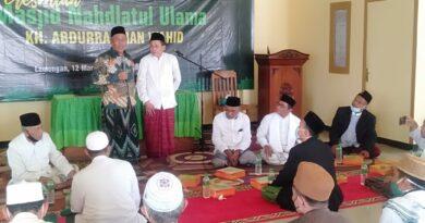 Masjid NU Gus Dur PCNU Lamongan