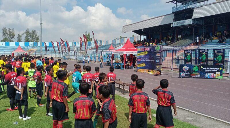 Debby Kurniawan Pembina ASSLI : Pembinaan Sepakbola Itu Dapat Melahirkan Generasi Masa Depan Handal Dan Fairplay Di Segala Bidang