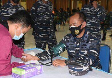 Untuk Menyelamatkan Sesama, Pamen TNI AL ini Siap Donorkan kembali Plasma Darahnya